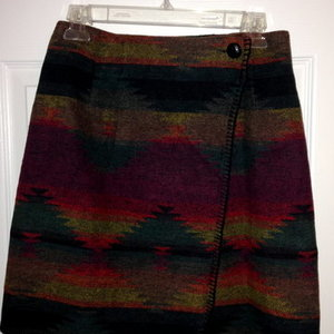 Patterned Skirt is being swapped online for free