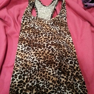 Rue 21 NEW Leopard Print Tank Top is being swapped online for free