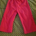 Girls dark pink pants (size:7/8) is being swapped online for free