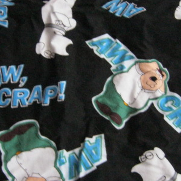 NWOT Family Guy Sleeping Pants (M) is being swapped online for free