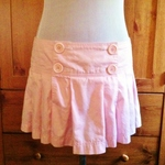 Roxy Skirt~ Pastel Pink, Pleated  Size 5 is being swapped online for free