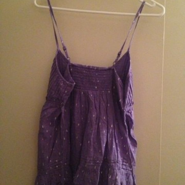 Girl Express purple singlet is being swapped online for free
