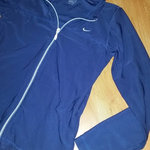 Nike Dri-Fit zip up sweatshirt lg is being swapped online for free
