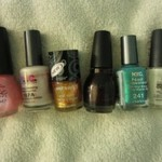 nail polish lot is being swapped online for free