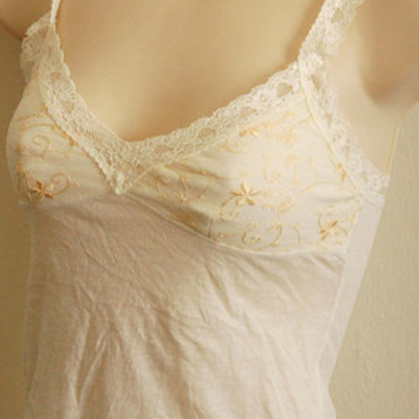 Hollister lacey cami  is being swapped online for free