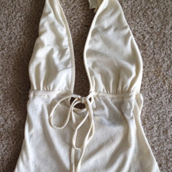 Bisou Bisou Halter Top is being swapped online for free