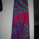 vintage 80's beach skirt coverup is being swapped online for free