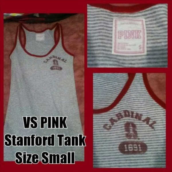 Vs pink Stanford tank is being swapped online for free