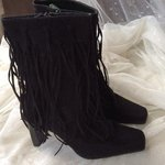 Boutique Fringy Boots is being swapped online for free