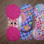 Reusable Menstrual Cloth Pads  is being swapped online for free