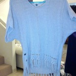 Roxy woven fringe top ♥ ☾ ☆ ♧  is being swapped online for free