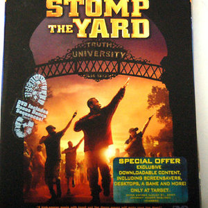 Stomp the yard dvd NEW is being swapped online for free