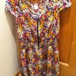 Size Large Floral Dress is being swapped online for free