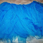 Blue Turquoise Tutu Ballet, Modeling, etc- One Size is being swapped online for free