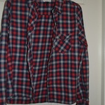 Red Plaid Shirt is being swapped online for free
