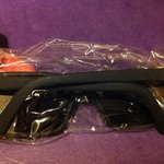 Spy Glasses w/  Hidden Rear View Mirror is being swapped online for free
