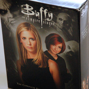 Buffy the vampire slayer complete 4th season dvd set is being swapped online for free