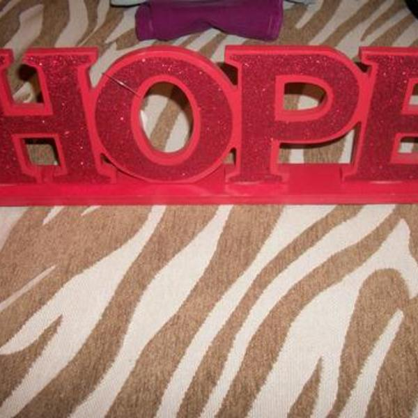 new hope sign  is being swapped online for free