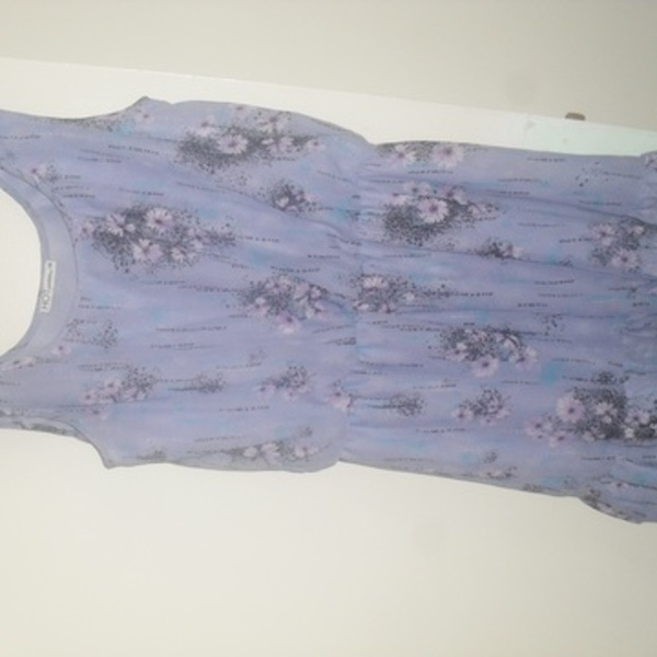 Lilac Girly Womens Dress is being swapped online for free