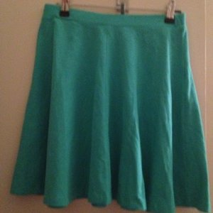 Girl Express Mint Skater Skirt is being swapped online for free