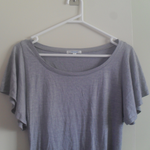 Valleygirl Grey T-shirt  is being swapped online for free