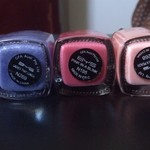 BYS Pink/Purple Nail Polish x3 is being swapped online for free