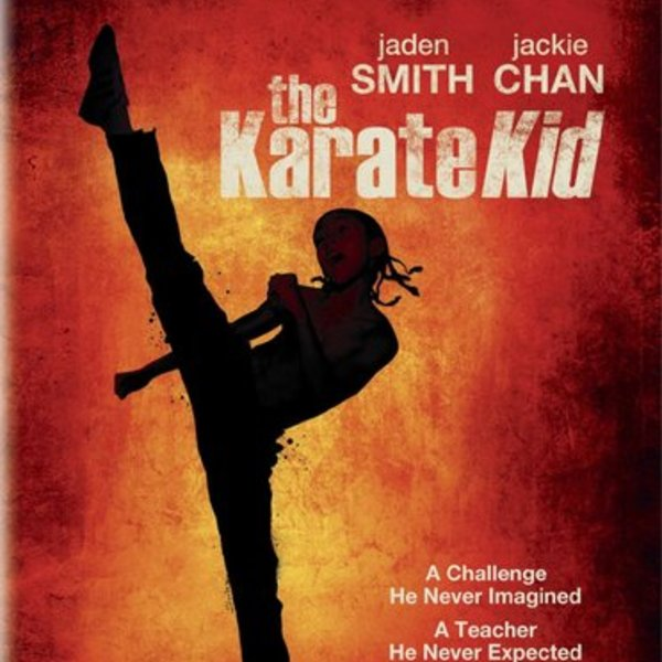 Karate Kid on Bluray is being swapped online for free