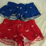 hollister sleep shorts is being swapped online for free