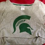 Victorias Secret MSU crop top is being swapped online for free