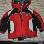 wonder kids size 18 month heavy winter jacket  is being swapped online for free