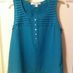 Pretty Forever 21 teal tank is being swapped online for free