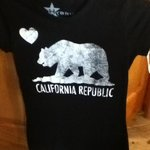 NWT Cali Republic tee is being swapped online for free