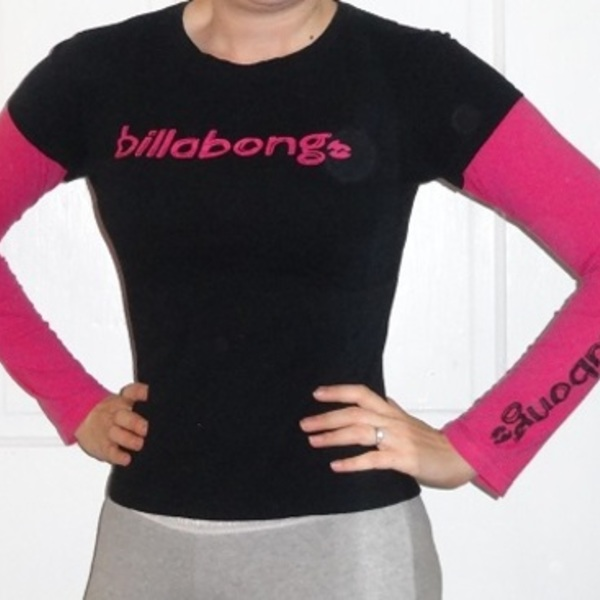 M billabong tee is being swapped online for free