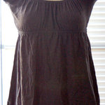 Charlotte Russe gray top S is being swapped online for free