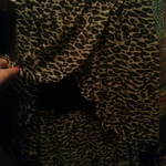 Charlotte russe hi-low cheetah skirt is being swapped online for free