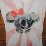 Small Koala shirt fro Charlotte Russe is being swapped online for free