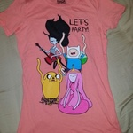 Adventure Time tee is being swapped online for free