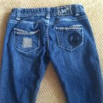 Rock and Roll Cowgirl Jeans sz 28 x 34 is being swapped online for free