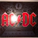 AC/DC black ice cd is being swapped online for free
