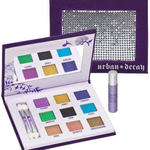 Urban Decay Palette is being swapped online for free
