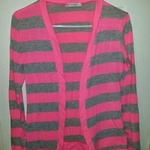 Striped cardigan is being swapped online for free