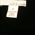 Lucy & Laurel Crop Black Sweater is being swapped online for free