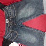 jean capris sz 17 is being swapped online for free