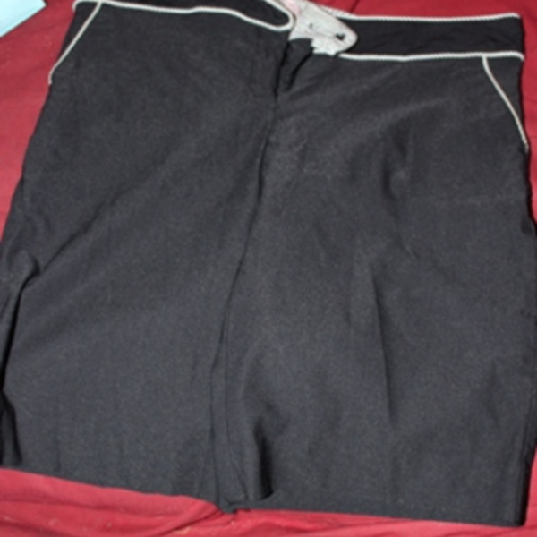 black bermuda shorts sz 13 is being swapped online for free