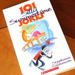 """101 Silly Summertime Jokes"" book is being swapped online for free"