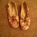 pacsun floral boat shoes is being swapped online for free