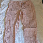 Express pink pants 2 is being swapped online for free