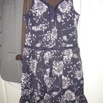 F21 floral Dress size M is being swapped online for free