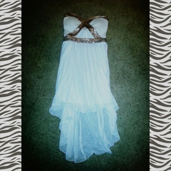 NWOT Size 9 Formal Dress-PICKY!!! is being swapped online for free
