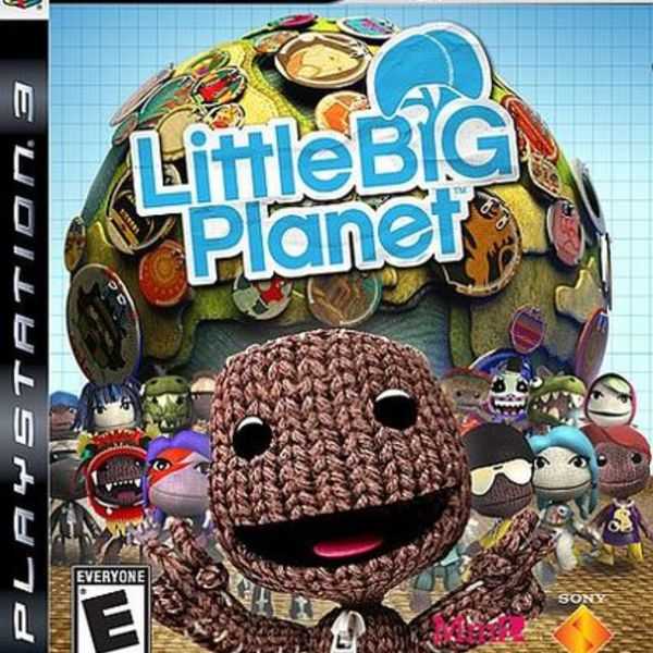 Little Big Planet- PS3 is being swapped online for free